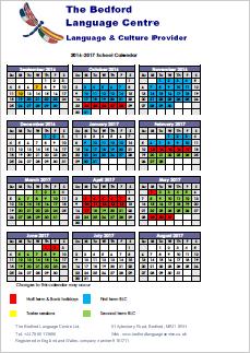 Term Calendar 2017-2018