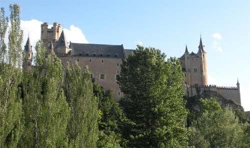 Castillo de Segovia